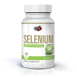 Pure Nutrition - Selenium - 100 мкг