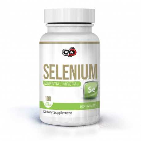 Pure Nutrition - Selenium - 100 мкг