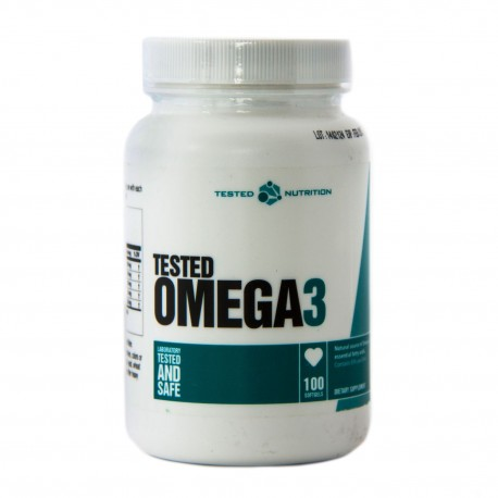 Tested Nutrition - Omega 3