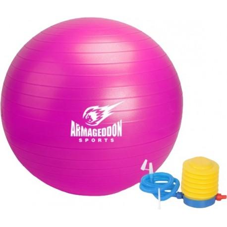 Фитнес гимнастическа топка