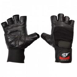 ARMAGEDDON Фитнес ръкавици с накитници