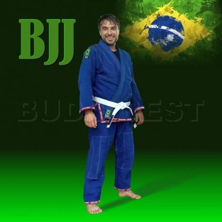 Кимоно за бразилско джу-джицу - синьо