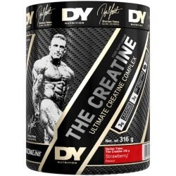 Dorian Yates Nutrition -The Creatine