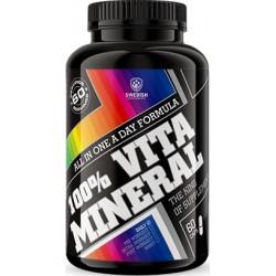 SWEDISH Supplements -100% Vita Mineral