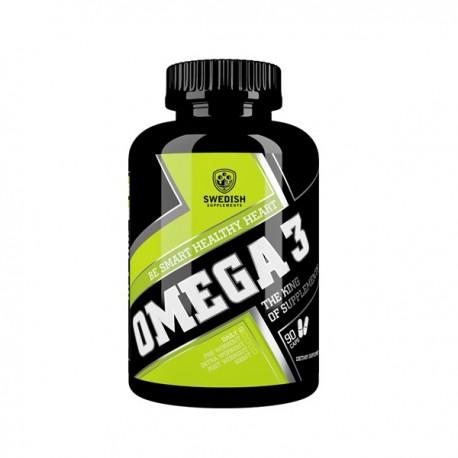 SWEDISH Supplements   - Omega 3