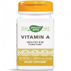 Витамин А 10 000 IU