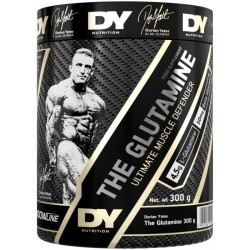 Dorian Yates Nutrition -The Glutamine