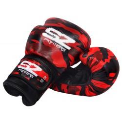 Боксови ръкавици  - Camo Red