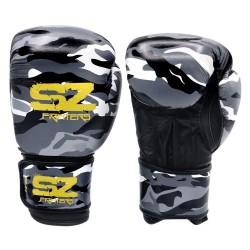 Боксови ръкавици естествена телешка кожа
