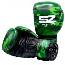 Боксови ръкавици  - Camo Green