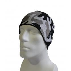 Зимна шапка-Camo Grey