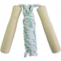 Въже с дървени дръжки 
