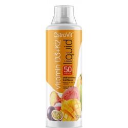 Vitamin D3 + K2 -Течен