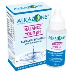 Алкализиращи минерални капки Alkazone