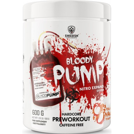 Bloody Pump -Nitro Expand System