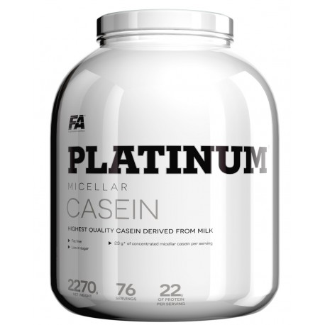 Platinum Micellar Casein