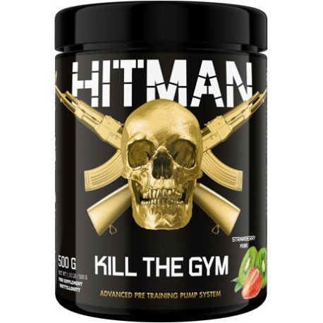 HITMAN - Kill the Gym