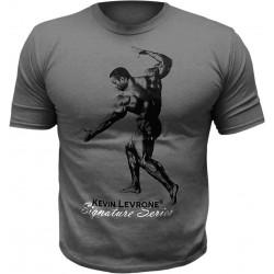 Kevine Levrone T-Shirt - Dark Grey
