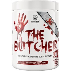 SWEDISH Supplements -THE BUTCHER