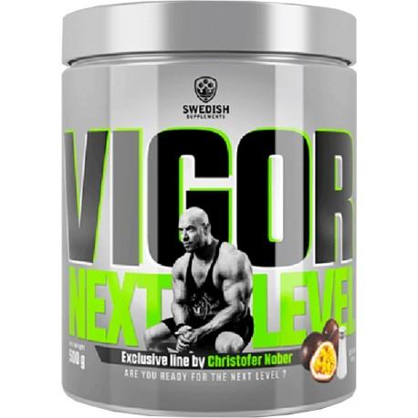 SWEDISH Supplements- VIGOR Next Level