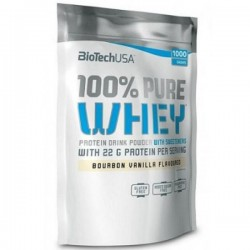 BioTech USA -100% Pure Whey