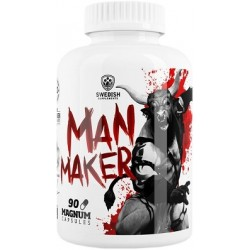 SWEDISH Supplements Man Maker