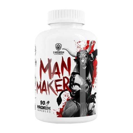 SWEDISH Supplements Man Maker