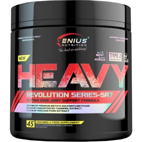 Genius Nutrition Heavy