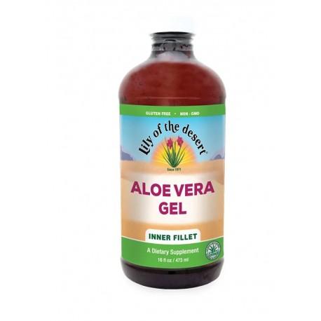 Алое Вера сок (червена боровинка и ябълка)