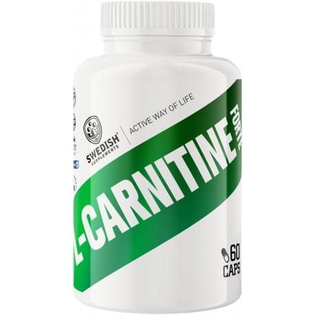 Swedish L-Carnitine Forte -Carnipure  + Acetyl