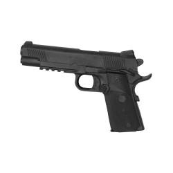 Гумен пистолет с изваждащ се пълнител