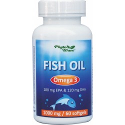 Рибено масло Fish oil