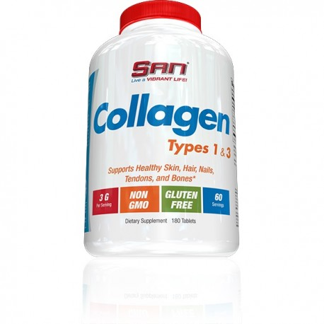 Collagen  тип 1 и 3