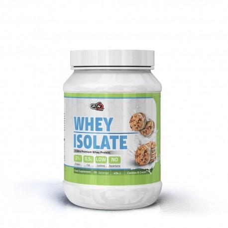 WHEY ISOLATE -Суроватъчен протеин изолат
