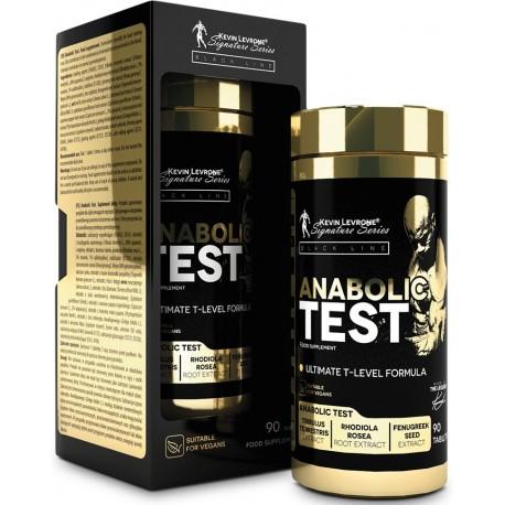 Black Line -Anabolic Test