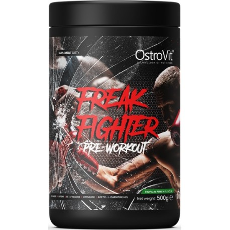 Freak Fighter-Предтренировъчен