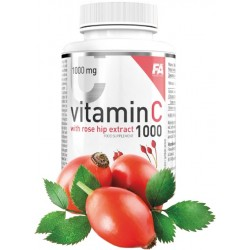 Vitamin C 1000 with Rose Hips