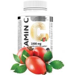 Витамин C - с екстракти от портокал и шипка