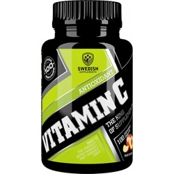 SWEDISH Supplements -Vitamin C 500 mg