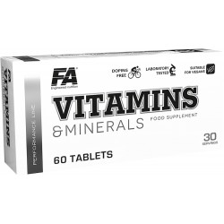 Vitamins & Minerals- Performance Line Sports Multi