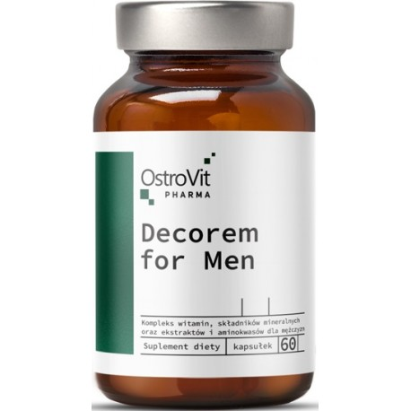 Decorem for Men- Beauty Multivitamin