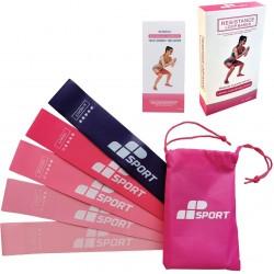 Дамски тренировъчен комплект ластици