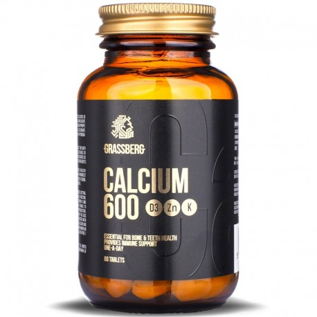 Калций, Витамин Д, К и Цинк