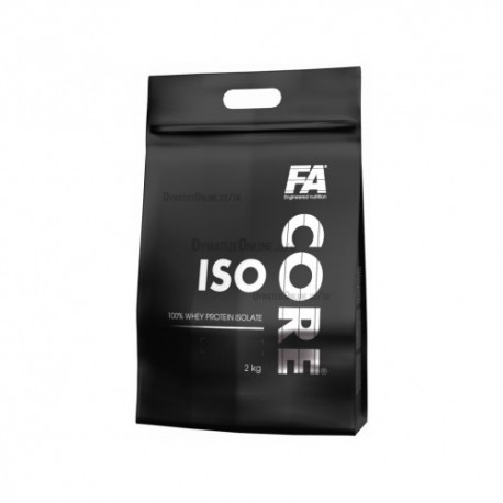 CORE ISO - 100% Whey Protein Isolate
