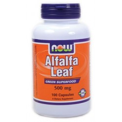 Люцерна-Alfalfa Leaf