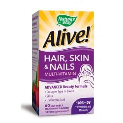 Мултивитамини за коса, кожа и нокти