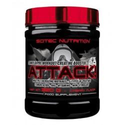 SCITEC Nutrition -Attack 2.0