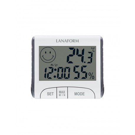 Дигитален термо-хигрометър