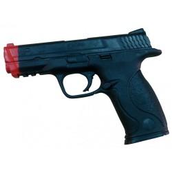 Каучуков пистолет за тренировка