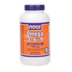 Omega 3-6-9 - Мастни Киселини